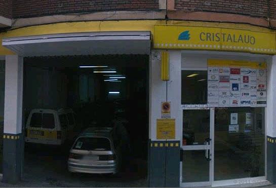 Cristalbox zaragoza cristales para el autom vil en zaragoza - Talleres zaragoza ...