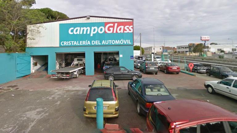 Carglass algeciras cristales para el autom vil en cadiz - Cristalerias en algeciras ...